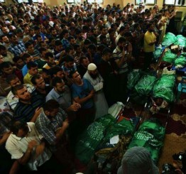 Palestine: Gaza's al-Batsh massacre survivor: 'I saw bodies torn to pieces'