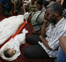 Palestine: 26 Palestinians killed, incl 7 children, Friday evening, death toll 43 on Friday