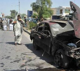 Afghanistan: 7 civilians killed in E. Afghan roadside bombing