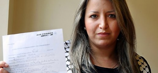 Air France fined for forcing passenger off flight to Israel because she wasn't Jewish