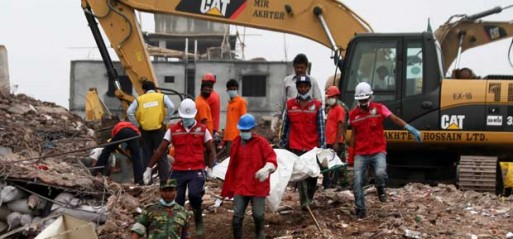 Bangladesh: 18 more bodies retrieved, 697 dead in Savar building collapse