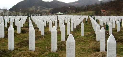 Bosnia & Hercegovina: Srebrenica relatives sue Dutch government