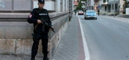Bosnia: Gunman carries out 'terrorist' attack on police station