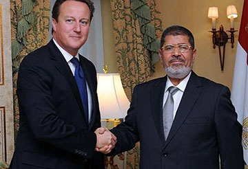 Cameron's probe into Muslim Brotherhood a political stunt