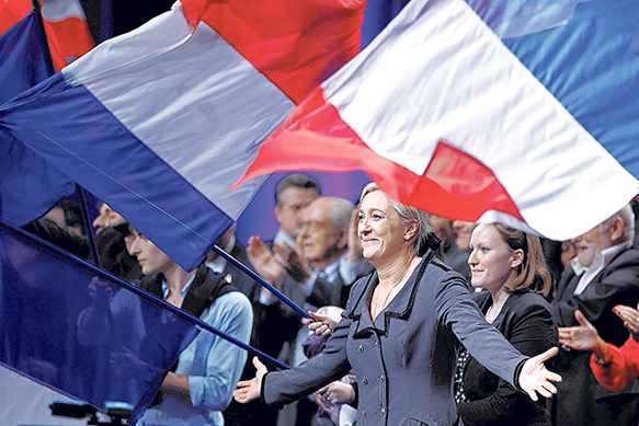 Comment What does it mean now that Marine Le Pen might get charged for incitement to racial hatred