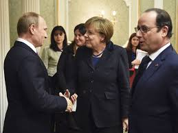 EU: Pressure high on Russia following Ukraine ceasefire deal