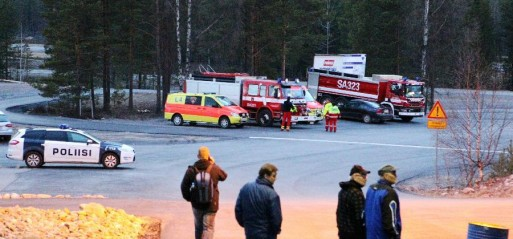 Finland: Eight dead in airplane crash in Southwest Finland