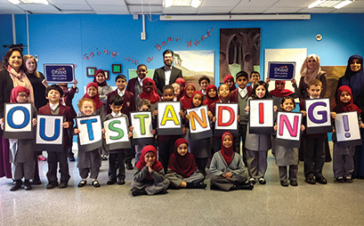 Gatton Primary achieves Outstanding Ofsted rating