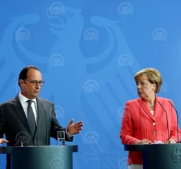 France, Germany call for common EU refugee policy