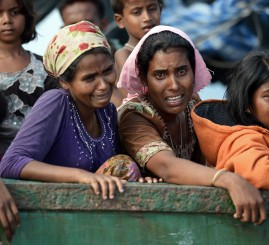 Persecution of Rohingyas in Myanmar is Genocide, say Nobel Peace laureates
