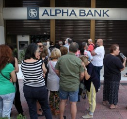 Greece: Banks, stock exchange shut until referendum