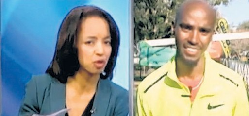 'Haven't you run before?', blundering anchor confuses Olympic champ for amateur