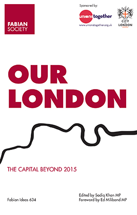 Ideas for London launched by Sadiq Khan