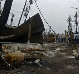 India: GAIL pipeline blast toll rises to 16