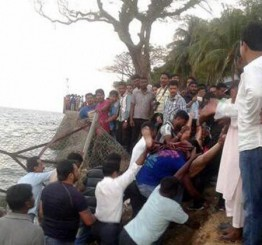 India: 21 dead as tourist boat capsizes in Andaman