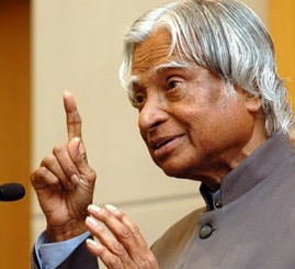 India's ex-president 'missile man' Kalam passes away