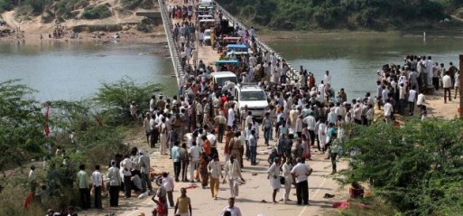 India: Temple stampede toll climbs to 115