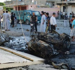 Iraq: 30 people killed in Baghdad Shia Muslim neighbourhood bomb attacks