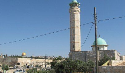 Israeli Government to demolish part of a Jerusalem mosque