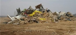 Palestine/Israel: Israeli bulldozers demolish homes in Al Araqib & Al Khader