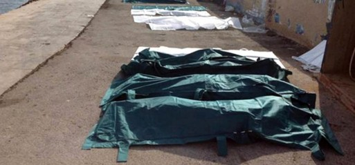 Italy: Hundreds feared dead off Lampedusa