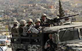 Lebanon: Suicide bomber kills Lebanese soldiers in Ersal