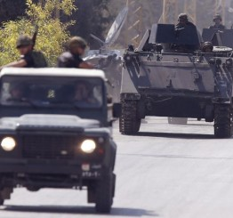 Lebanon: Clashes in E Lebanon leave 5 soldiers dead