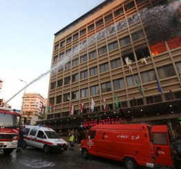 Lebanon: Suicide bomber detonates self inside Beirut hotel, one killed