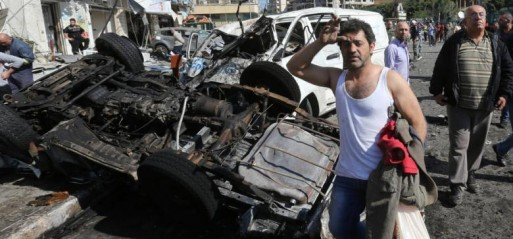 Lebanon: Deadly suicide car bombs kills five in southern Beirut suburb