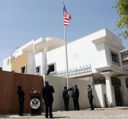Libya: US embassy evacuated after heavy violence