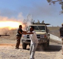 Libya: 16 soldiers killed, 38 injured in clashes