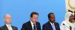 London conference focuses on Somalia's security issues