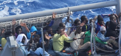 Malta: 90 African refugees rescued off Malta