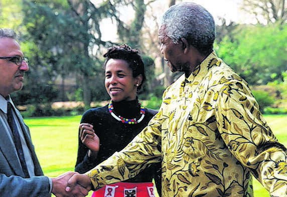 Mandela, an icon of all struggles  2