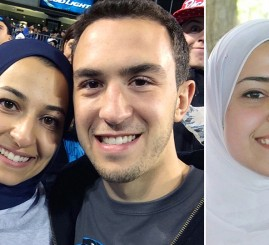 "Outrage at media indifference to ""execution"" of young American Muslims"