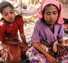 Myanmar: UN agency alarmed by deaths of displaced persons in Myanmar's Rakhine state