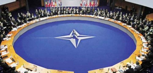 NATO freezes cooperation with Russia over Ukraine