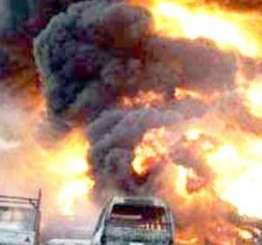 Nigeria: 60 killed in southern Nigeria road accident