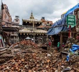 Nepal: Monsoon rains trigger landslides killing 17