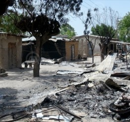 Nigeria: 14 killed by suicide blast in Yobe State