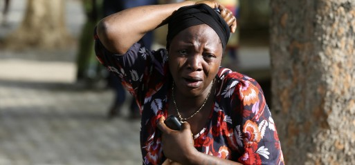 Nigeria: Deadly shopping mall explosion kills dozens