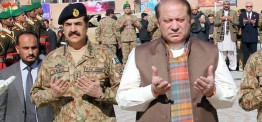 Pakistan: PM Nawaz, Army Chief depart for Riyadh on Yemen crisis