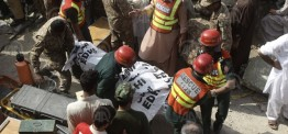 Pakistan: Police kill wife, 2 children of 'militant'