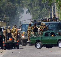 Pakistan: 29 killed by terrorists at air force base