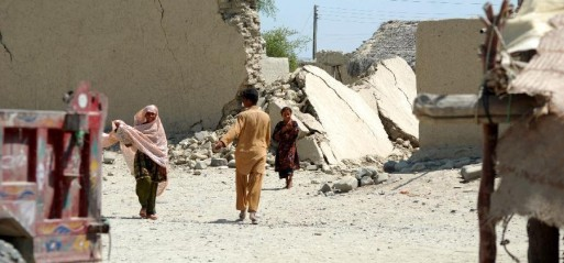 Pakistan: Death toll rises to 356 in quake-hit Balochistan