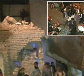 Pakistan: Seven dead, 5 rescued as building collapses in Wah Cantt