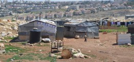 Palestine: Raid on Bedouin community leaves one child injured