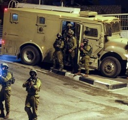 Palestine: Israeli army kidnaps 3 Palestinians in W Bank