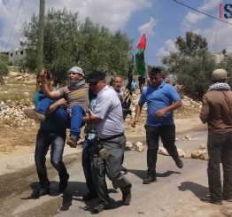 Palestine: Unarmed demonstrators fired upon at Kafr Qaddum