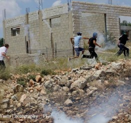 Palestine: Scores injured by Israeli soldiers as Bil'in marks Nakba